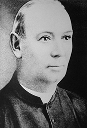 Father Mortimer Lewis Shea
